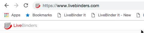 https://www.livebinders.com